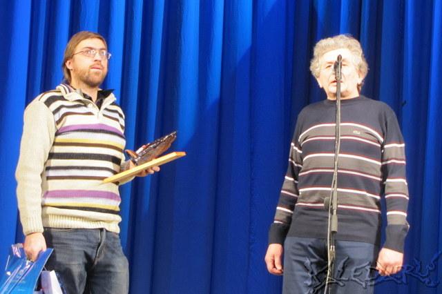 В 2011 году сергей мазаев член жюри
