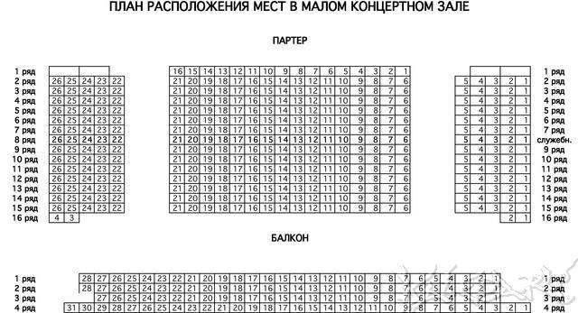 Малый Концертный Зал (МКЗ)